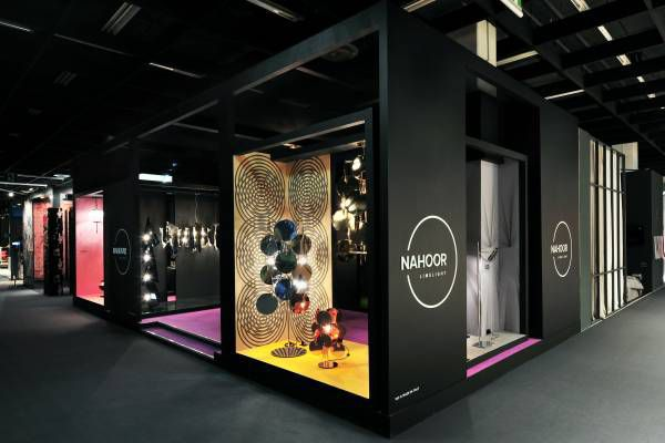 Nahoor at Imm Cologne & Maison&Objet